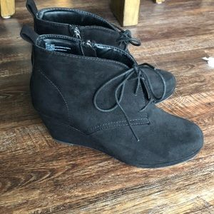 Dolce Vita Wedge Boots